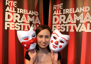 rte all ireland drama fest 2015 masks