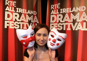 rte all ireland drama fest 2015 masks