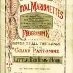 Bullock's Royal Marionettes: Dublin 1878