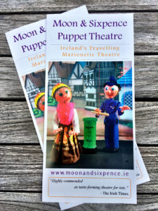 Moon & Sixpence brochure